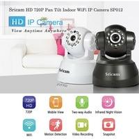 Sricam SP012 HD 720P Mini Surveillance Cam H 264 Wifi ONVIF Security Indoor IP Camera With