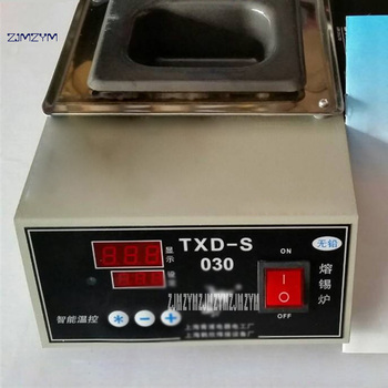 New Digital Display Constant Temperature Soldering Furnace 300W High Quality TXD-S030 Lead-free Melting Furnace 220V Hot Selling