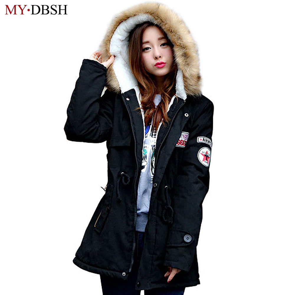 2018 New Brand Autumn Winter Women Thick Down Jackets Lovers Casual Parka Warm Hooded Coats Lady Parkas Jacket Military Overcoat winter jacket women nice new style parkas overcoat brand fashion hooded plus size cotton padded warm jackets and coats aw1148