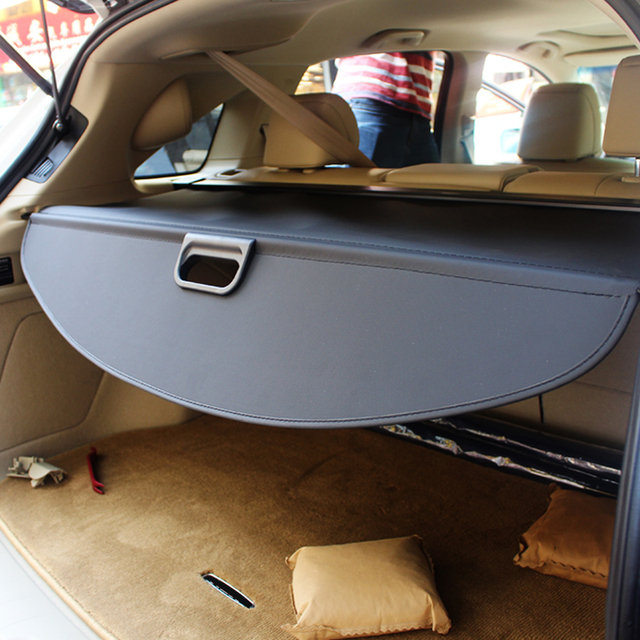 Car Accessories Rear Boot Trunk Cargo Cover Security