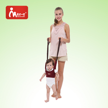 2017 Top Fashion Harness Walking Assistant Walker Safety Kids Belt Bag Infant Toddler Child Leash Backpack Cotton Sling