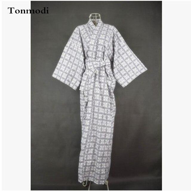 Homme Robes Chemises Nuit Yxpv87 Pyjamas Long Femme Kimono De QCthdsr