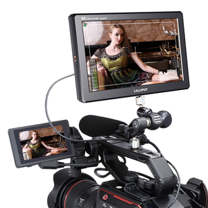 Image 3 - Lilliput A8 8.9 Inch Utra Slim IPS Full HD 1920x1200 4K HDMI 3D LUT On camera Video Field Monitor for DSLR Camera Video