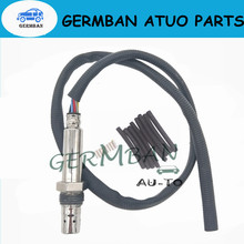 Nox Nitrogen 12669595 5WK9 6645H Oxide Lambda Sensor Nox Sensor For CUMMINS VOLVO DAF XF BMW Mercedes-BENZ VolksWagen 12V 24V 204 905 29 05 2049052905 wheel speed sensor for mercedes benz