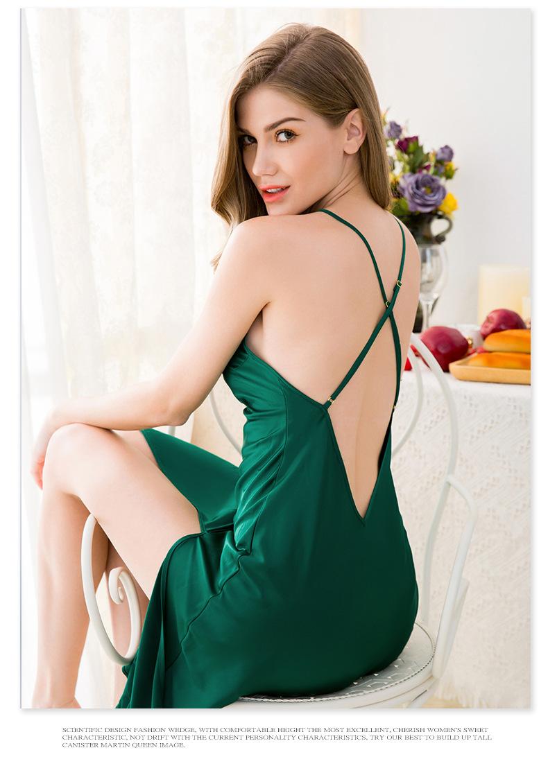 платье домашняя ночное Mushi 9