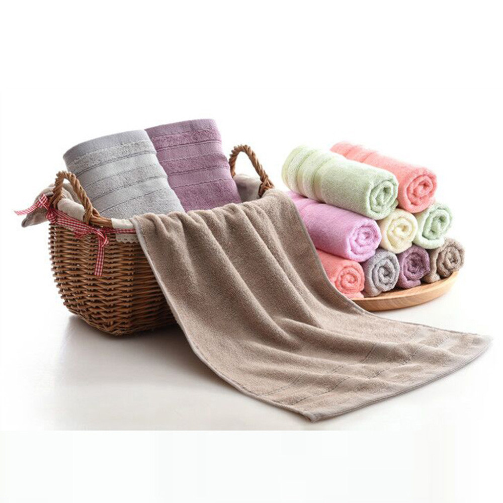 Face Towel Suppliers In Sri Lanka: Aliexpress.com : Buy Pure Cotton Water Absorbent Solid