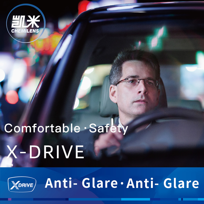 CHEMI Drive Safe Lenses For Night Driving Anti Glare Driving Glasses Transparent Day Night Driving Glasses