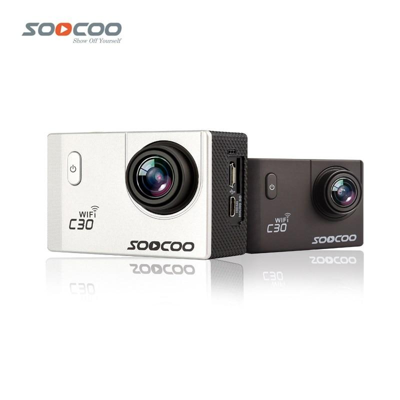 2017 New Arrival Original SOOCOO C30 WiFi 170 Degree 4K 2.0 170 Degrees Ultra HD Action Camera new original stk412 170 c