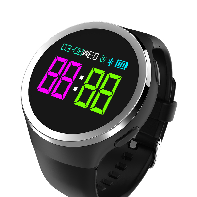 N69 Super-long standby Waterproof Blood Colorscolorful OLED screen Fitness Heart