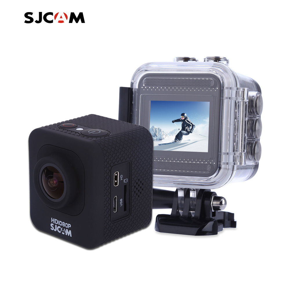 Prix pour D'origine sjcam m10 série wifi 1080 p full hd mini 2 k sport DV Camera Action 30 M Étanche Casque Caméscope Sous-Marine SJ Cam