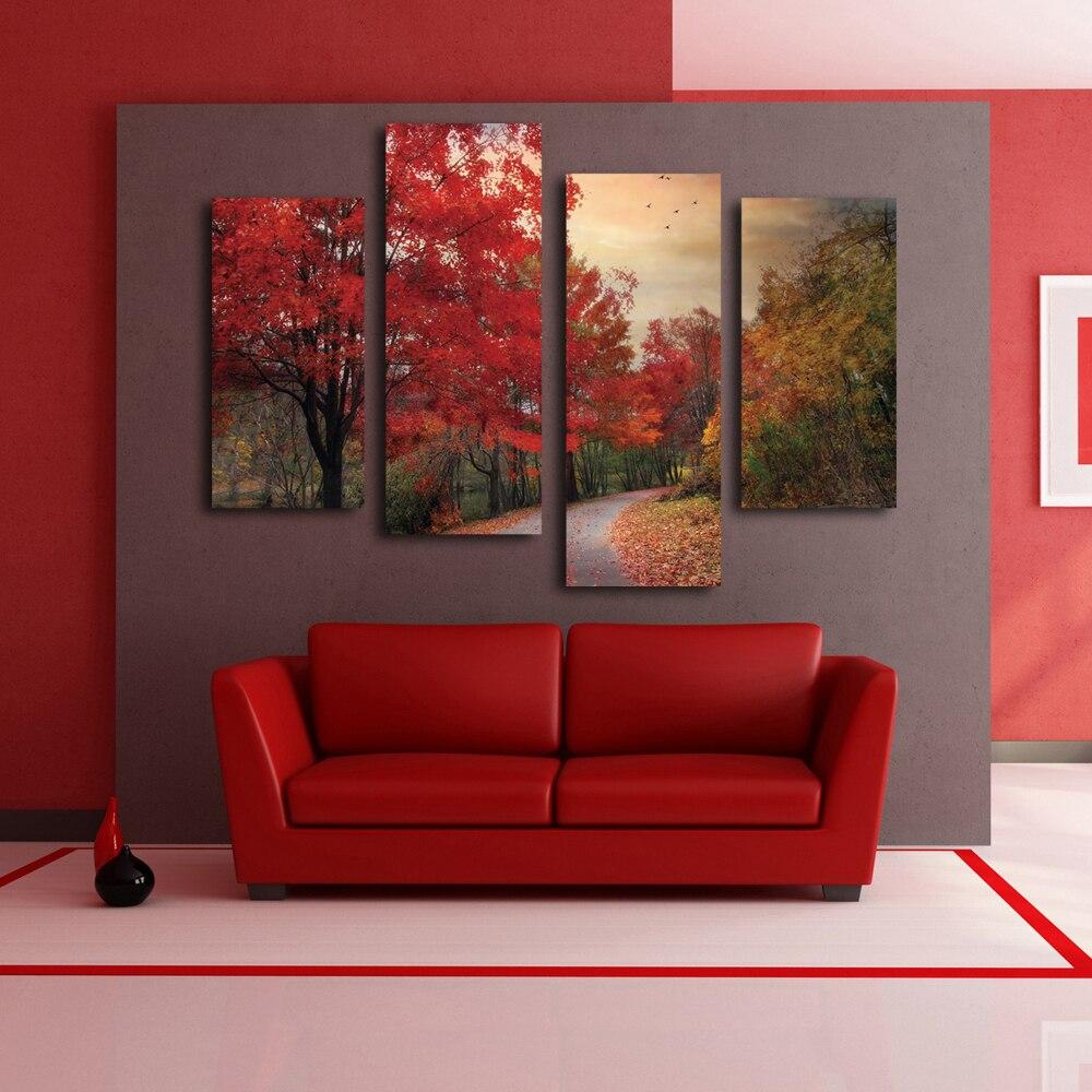 Современные большие настенные картинки для гостиной декоративная картина Горячая распродажа! холсте