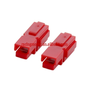 Image 4 - 10Pairs 30A 600V Power Marine Connector Pole Red Black Interlocking plugs & Terminals For Anderson Powerpole