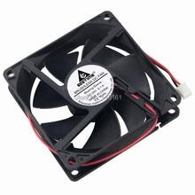 10PCS Gdstime 80mm Cooler 2Pin DC 24V Computer 80x80x20mm 8cm PC CPU Cooling Fan цены онлайн