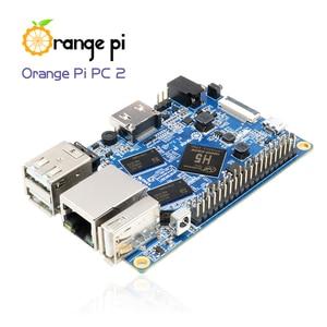 Image 4 - Orange Pi PC2 H5 64bit Support ubuntu linux and android mini PC Development Board