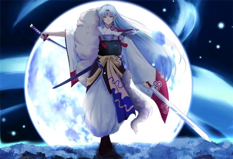 Us 78 08 S0472 Inuyasha Sesshoumaru Great Tokijin Fighting Demon Sword W Red Sheath 37