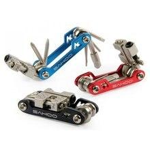 Набор инструментов sahoo 17 в 1 для велосипеда набор ремонта