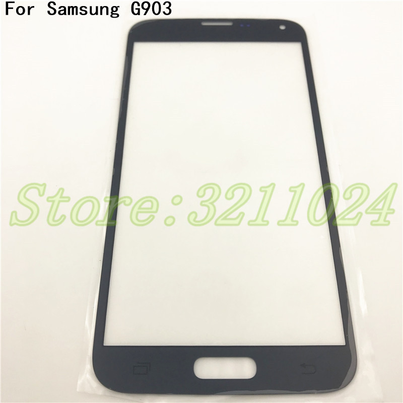 5.1 Touchscreen For Samsung Galaxy S5 Neo G903F G903W G903 Front Glass Touch Screen Outer Panel Repair Part