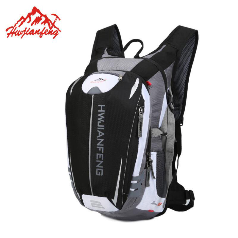 25L Waterproof Outdoor Bicycle Hiking Backpacks Mountain Bike Bag Breathable Large Capacity Cycling Backpack Riding Bicycle Bag