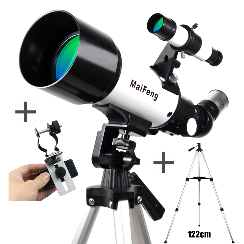 Professional Astronomical Telescope Powerful Space Monocular With Free Tripod High Times Telescope For Moon Watching Astronomic