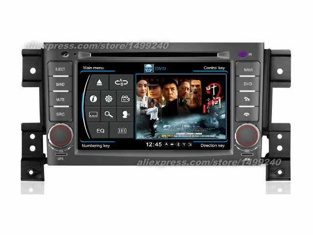 Liandlee 2din Đối Với Suzuki Grand Vitara 2008 ~ 2013 Xe Android Đài Phát Thanh Bản Đồ GPS Navigation máy nghe nhạc BT WIFI HD Màn Hình hệ Thống đa phương tiện