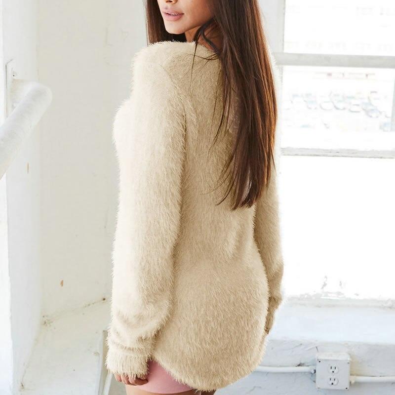 Women fashion sexy turtleneck sweater dress