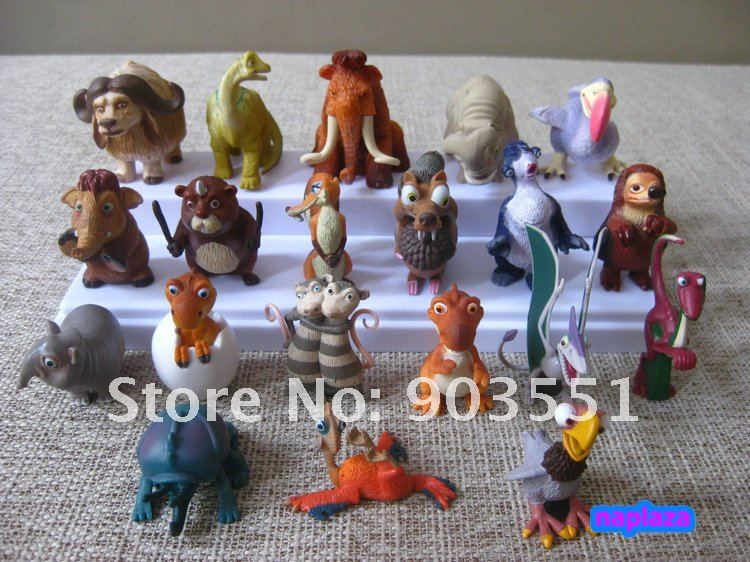 Toys From Ice Age 1 : Popular ice age buy cheap lots from china