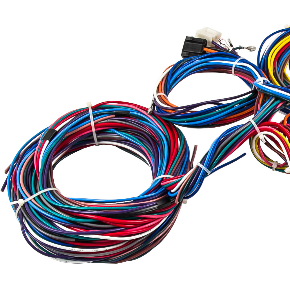 21 Circuit Wiring Harness Hot Rod Universal Wire Kit For Chevy Ford On Alibaba Group