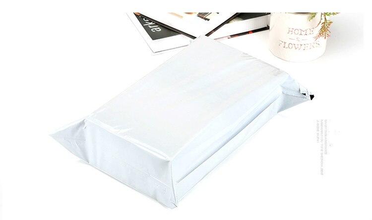 Selo Auto-Adesivo Fosco Novo PE Mailer Envelope