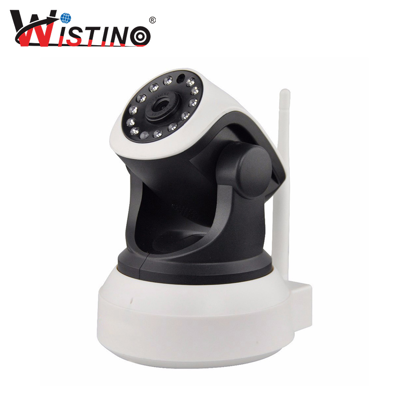 Wistino HD 720P Wifi Wireless IP Camera Onvif Network Security CCTV Infrared IR-cut Mini Baby Monitor Surveillance Free Shipping