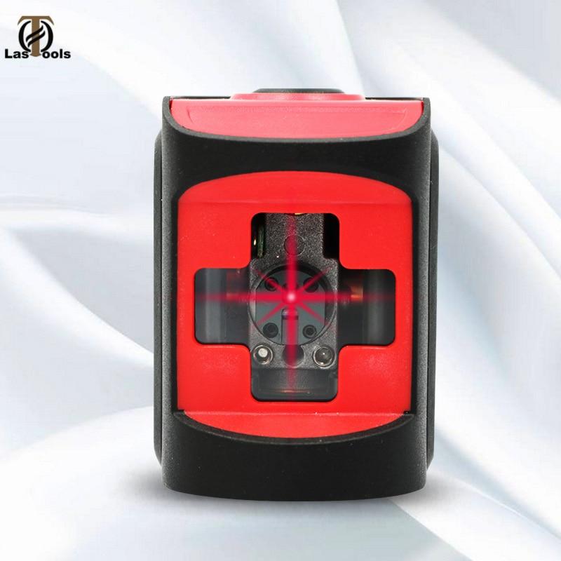 Mini Tragbare 3D Selbst Nivellierung Im Freien Starke Licht High-Präzision Laser Ebene Gerät Laser Linie Maßnahme, wie Bau werkzeuge