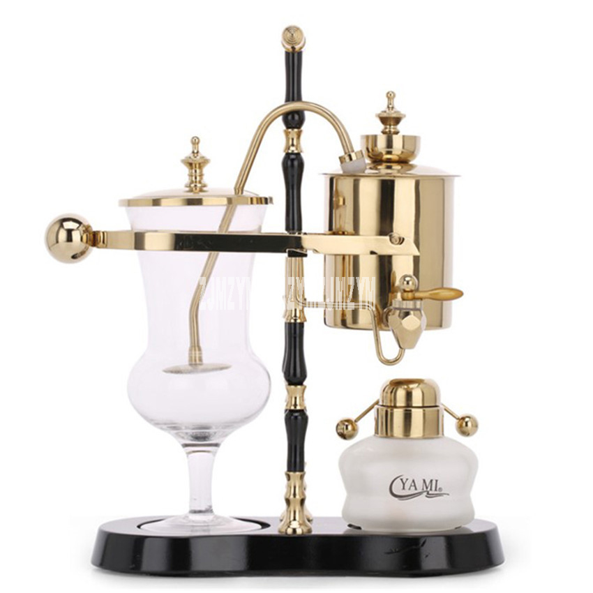 Original second generation royal Belgian pot siphon coffee pot 450ML gift set gift selection pot still set