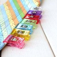 15pcs 100pcs Plastic Storage Clip Patchwork Quilt Tools Diy Cloth Cotton Fabric Organizers Sewing Accessories