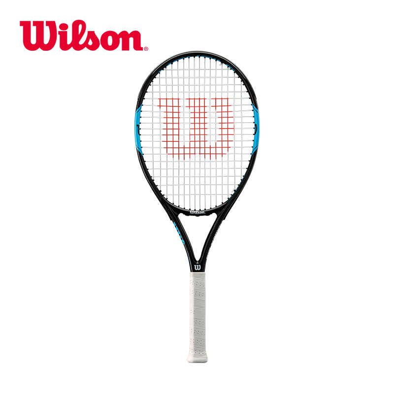 Original Wilson Tennis Racket For Men And Women Lightweight Leisure Carbon Aluminum Alloy  WRT5719002 Monfils Power