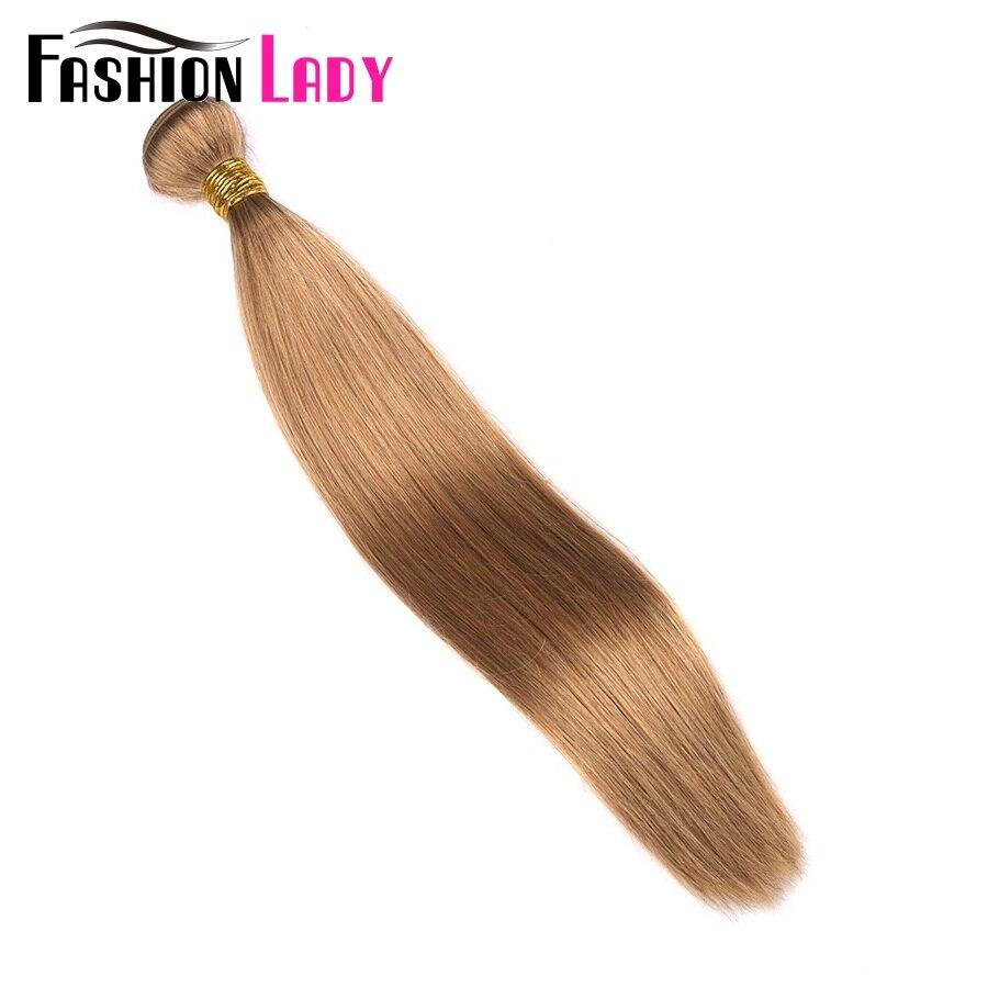 Модные женские предварительно Цветной Одна деталь Малайзии прямые волосы 100% человеческих волос переплетения #27 блондинка человека пучки в...