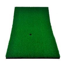 60cm x 30cm Golf Mat PGM Indoor Backyard Golf Mat Training Hitting Pad Practice Rubber Tee Holder Grass Mat Grassroots Green