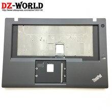 Neue Original für Lenovo ThinkPad T450 Tastatur Lünette Palmrest Abdeckung SWG ohne Touchpad mit Fingerprint Loch 00HN551