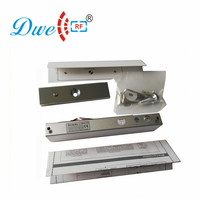 350lbs door electromagnet 180kg rfid em electronic magnetic locks with no nc com signal and led