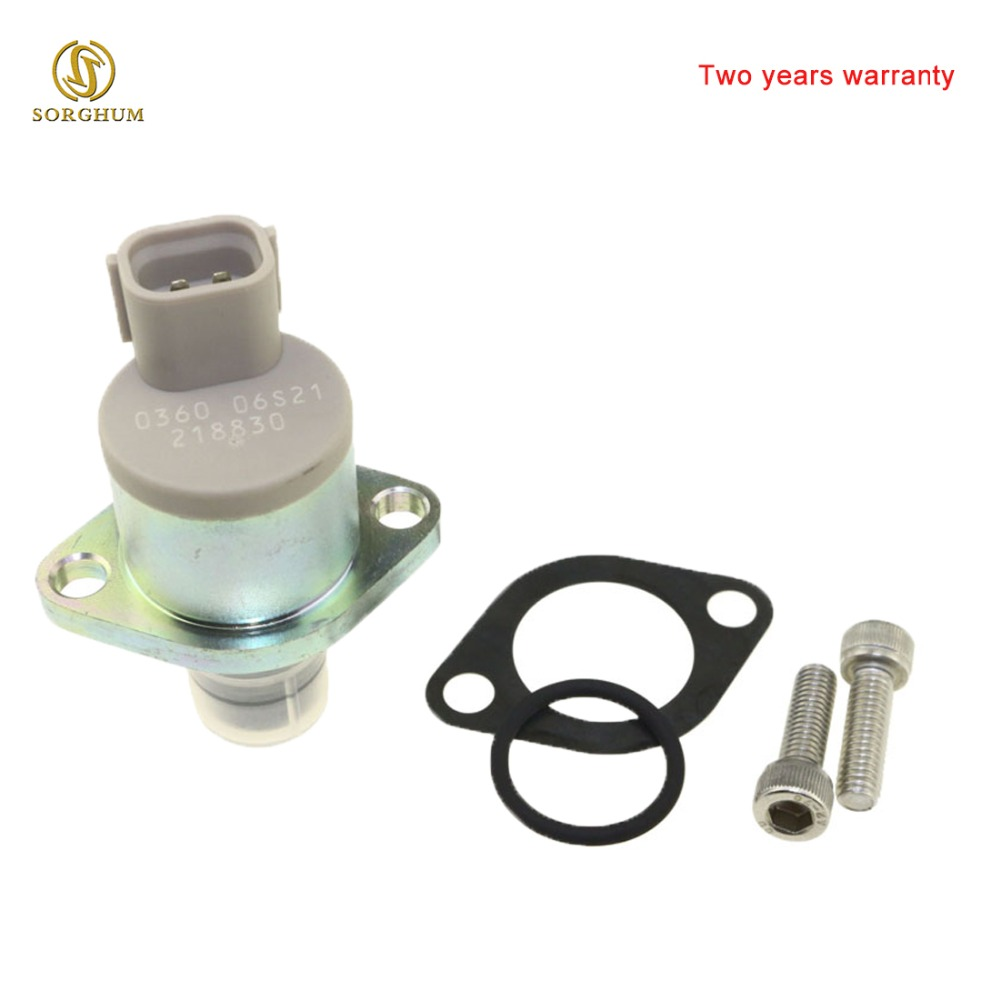Factory 294200-0360 294200-0260 1460A037 A6860EC09A Fuel Pump Metering Solenoid Valve Measure Unit Suction Control SCV Valve