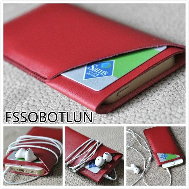 Funda de cuero de microfibra de lujo con funda para teléfono - Accesorios y repuestos para celulares - foto 1