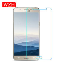 2.5D 9H Tempered Glass For Samsung Galaxy S6 S7 J7 J5 J3 2016 2015 Screen Protector For Samsung A3 A5 A7 2017 Protection Film