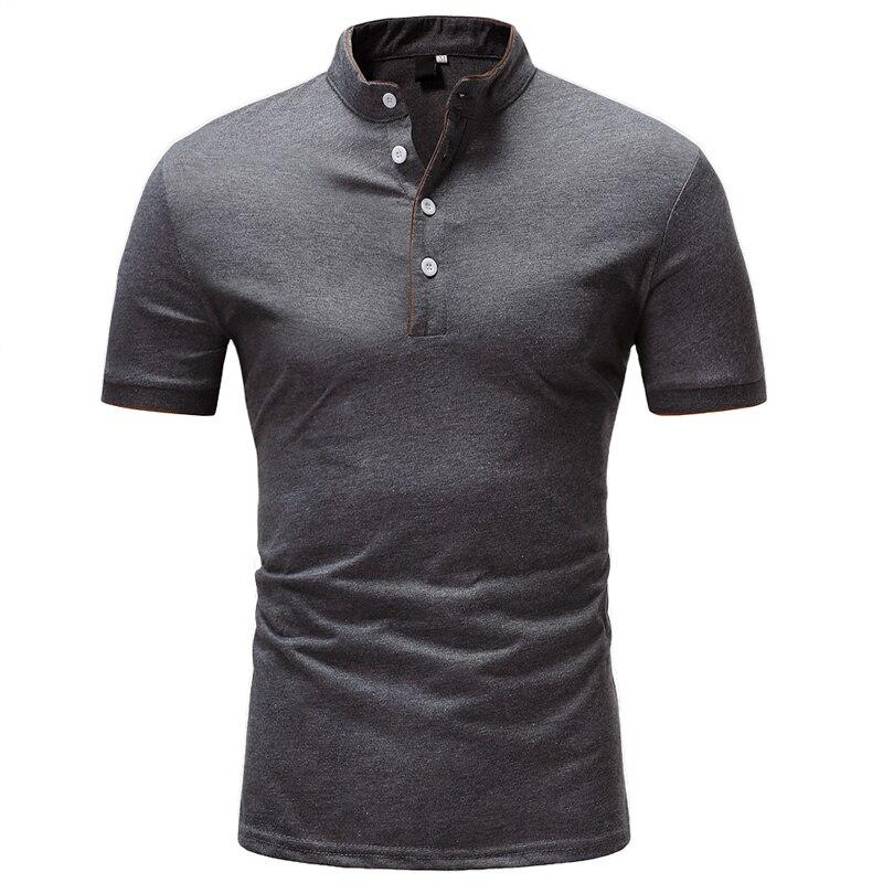 2018 Summer New Fashion Brand Clothing Tshirt Men Personality Slim Fit Short Sleeve T Sh ...