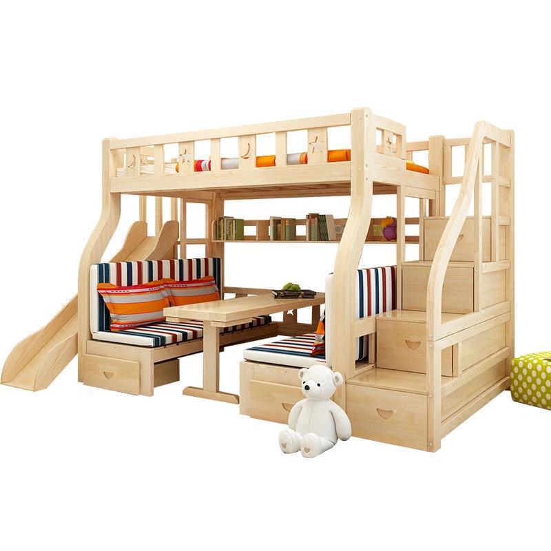 Tempat Tidur Tingkat Yatak Odasi Mobilya Meble Mobili Single Quarto Frame Mueble Moderna Cama bedroom Furniture Double Bunk Bed