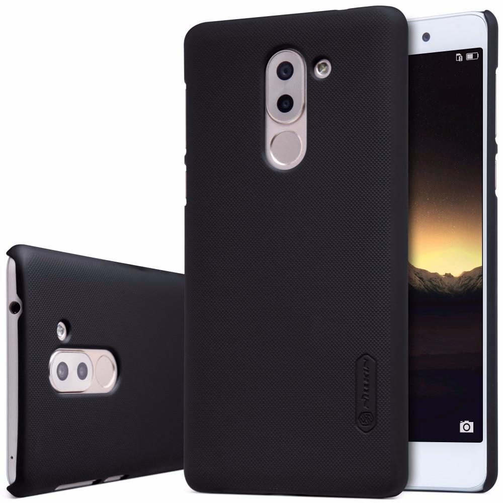 Huawei Honor 6X Hülle NILLKIN Super Frosted Shield matte Hülle für - Handy-Zubehör und Ersatzteile