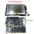 Mais recente v1.04 duet 2 atualizações wifi placa de controle duetwifi 32bit placa-mãe duet wifi com/4.3