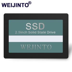 WEIJINTO SSD 120GB 240GB 60GB 128GB 256GB 512GB 480GB 960GB 360GB 2.5 inch 32GB 16GB 8GB internal Solid State Desktop Laptop(China)