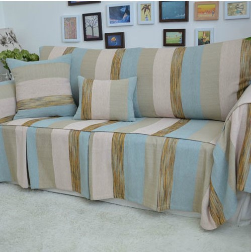 Direct Ing Sectional Sofas Covers Manta Para Sofa American Village Retro Slipcover Cover Cloth Customized In From Home Garden On