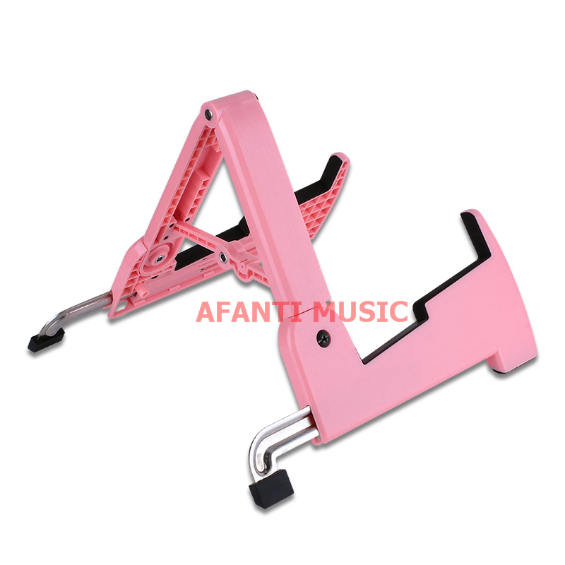 Afanti Music Electric Acoustic Guitar / Acoustic Guitar Stand (JKV-124) ss music гитара stylin guitar розовая 44411