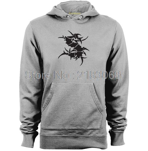 SEPULTURA Tribal Logo Mens & Womens Casual Hoodies Print Sweatshirts
