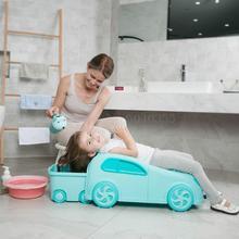 Детский шампунь стул детский стул shampoo детский шампунь кровать для мытья волос стул Складная Ванна