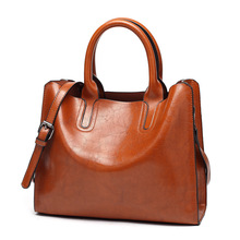 Female Leather Handbags Big Capacity Women Bag High Quality Casual Female Bags Tote Brand Shoulder Bag Ladies Large Shoulder Bag longmiao brand designer high quality women shoulder bag casual pu leather female big tote bag ladies handbags bolsa feminina